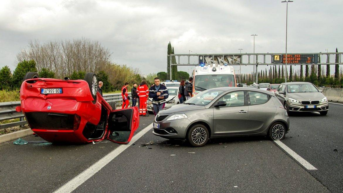 reclamar una indemnización por accidente de tráfico