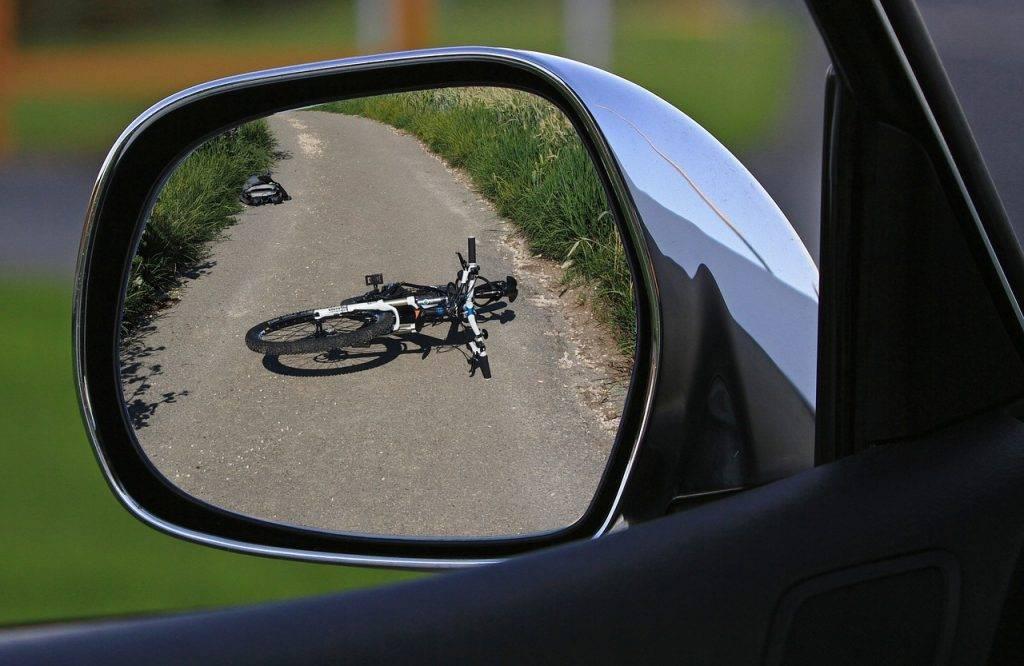 Derechos ante un atropello en carril bici