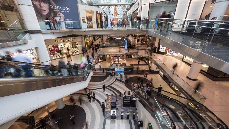 Indemnización por caída en un supermercado o comercio