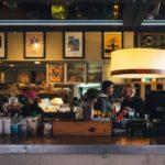 Indemnización por caída en un bar