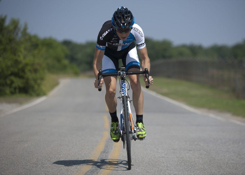 Evitar los accidentes de bicicleta en carretera