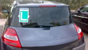 Las restricciones que afectan al conductor novel