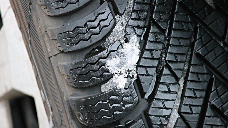 El uso de los neumáticos para el invierno
