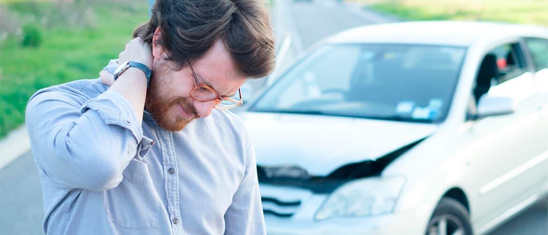 Accidente de tráfico con vehículo a la fuga
